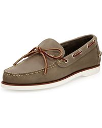 Eastland Yarmouth Leather Boat Shoe - Lyst
