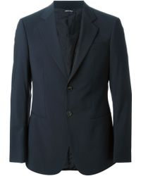Giorgio Armani Two Piece Suit - Lyst