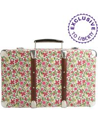 Liberty | Floral Meadow Print Mini Suitcase | Lyst
