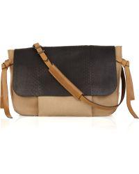 Reed Krakoff - Python Messenger Bag - Lyst
