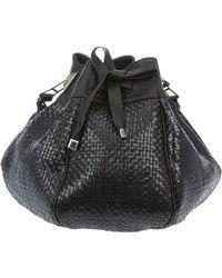 Pauric Sweeney - Woven Leather Duffle Bag - Lyst