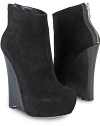Alejandro Ingelmo - Wedge Booties Crosby - Lyst