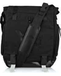 Y-3 - Canvas Messenger Bag - Lyst