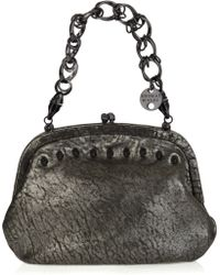 Thomas Wylde - Menace Special Studded Leather Bag - Lyst
