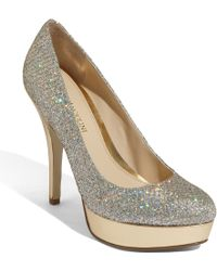 Enzo Angiolini   Smiles Platform Court Shoes   Lyst