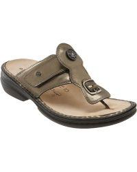 Finn Comfort 'Wichita' Sandal - Lyst