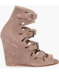Surface To Air - Buckle Sandals - Lyst