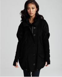 Edun Parka with Ribbed Sleeves - Lyst