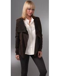 Sachin & Babi Daryn Leather Jacket - Lyst