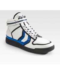 D&G High-top Sneakers - Lyst