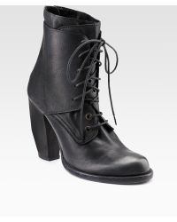 Ld Tuttle Lace-up Ankle Boots - Lyst