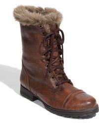 Steve Madden Tundraa Boot - Lyst