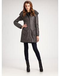 Creenstone - Pleated Collar Jacket - Lyst