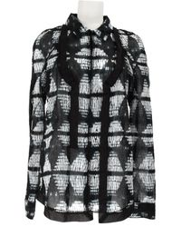 Proenza Schouler Cotton Tie and Dye Shirt - Lyst