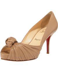 Christian Louboutin Heels | High Heels, Pumps \u0026amp; Platform Heels | Lyst