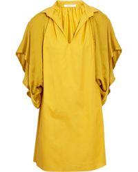 Vanessa Bruno | Cotton-blend Kaftan Dress | Lyst