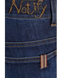 Notify Opium High-rise Flared Jeans - Lyst