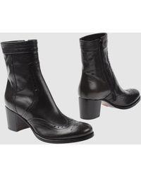 Attilio Giusti Leombruni - Ankle Boots - Lyst
