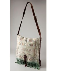 DANNIJO - Moroccan Messenger Bag - Lyst