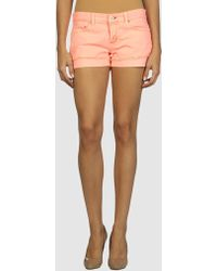 Rich & Skinny - Shorts - Lyst