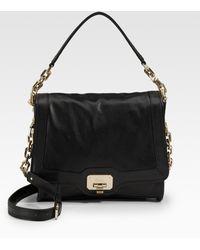 Cole Haan Vintage Valise Jenna Leather Shoulder Bag - Lyst