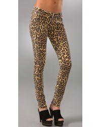Rebecca Minkoff - Beetle Juice Skinny Jeans - Lyst
