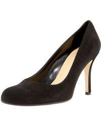 Kate Spade Karolina - Pump In Black Patent Leather - Lyst