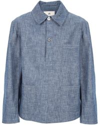 Nigel Cabourn - Pullover Jacket - Lyst