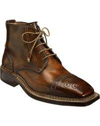 Bettanin & Venturi - Derby Boot - Lyst