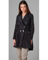 L.A.M.B. - Memory Touch Long Jacket - Lyst
