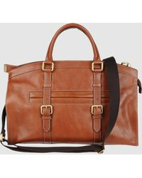 Furla - Large Leather Bag - Lyst