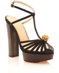 Charlotte Olympia Rio Sandals - Lyst