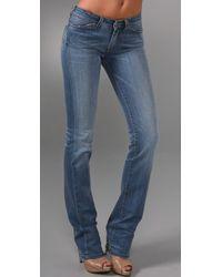 Notify Anemone Straight Leg Jeans - Lyst