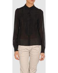 Anne Valerie Hash Long Sleeve Shirt - Lyst