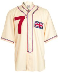 Garbstore English Baseball Jersey - Lyst