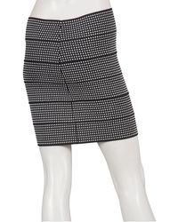 Pleasure Doing Business 6 Band Skirt In Polka Dot - Lyst