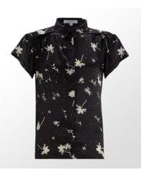 Surface To Air - Silk Printed Shirt - Lyst
