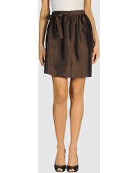 Cynthia Rowley | Knee Length Skirt | Lyst