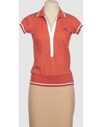 Evisu - Polo Shirt - Lyst