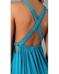 T-bags - Strappy Mini Dress - Lyst