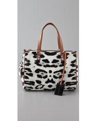 L.A.M.B. | Snow Leopard Chapelton Bag | Lyst