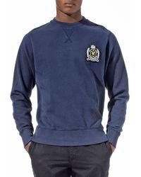 Lyle & Scott Crew Neck Sweatshirt - Lyst