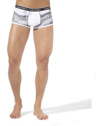 Calvin Klein Fashion Jeans Trunks - Lyst