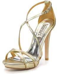 Badgley Mischka Sandals Fierce - Lyst