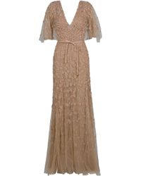 Eastland Floral Sequin Gown - Lyst