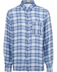 Peter Jensen - Checked Shirt - Lyst