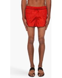 Marc By Marc Jacobs - Nylon Swim Shorts - Lyst