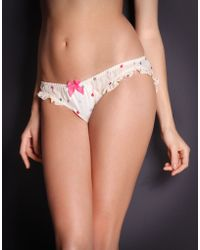 Agent Provocateur Laurie Brief - Lyst