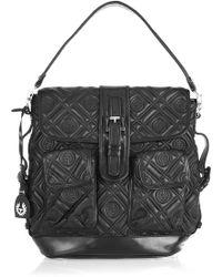 Belstaff - Paula Quilted Leather Shoulder Bag - Lyst