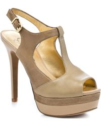 Jessica Simpson Elso - Dust Taupe/taupe - Lyst